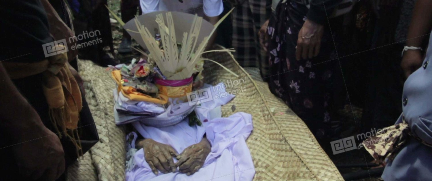 Bali Retreat on Death Dying and Mourning